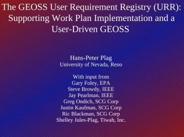 URR - University of Nevada, Reno