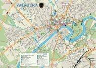Lejuplādēt tālruņa gida karti (~ 7MB pdf datne) - Visit Valmiera