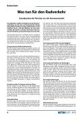 Radverkehr: Thema für die Parteien? - Seite 6