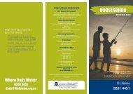 Workshop Brochure - Lifeline WA