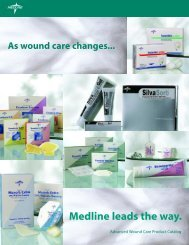 new wound care brochure 7-2003 - Safe Home Products