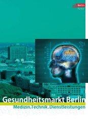 Gesundheitsmarkt Berlin - Business Location Center