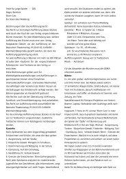 1 Texte für junge Spieler - 185 Dagny Reichert Short Cuts Ein Stück ...