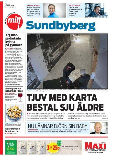 Kvinna Sker Dejting Sundbyberg Tjej - Svenska Dating Norr