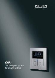 Katalog KNX GB - Instell