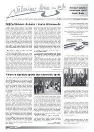 Valmieras pilsētas pašvaldības informatīvais izdevums Nr.24