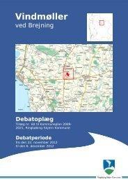 Bilag 1- Debatoplæg - Vindmøller ved Brejning.pdf - Ringkøbing ...