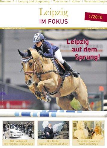 1/2010 - Leipzig im Fokus