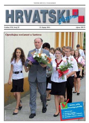 25. broj 23. lipnja 2011.