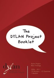 The DYLAN Project Booklet