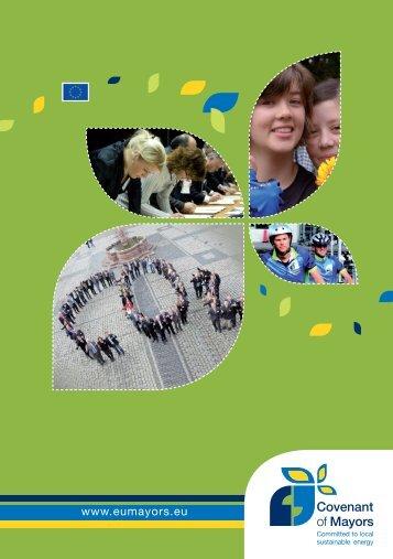 ES ambicijos, virtusios vietos veiksmais - Covenant of Mayors