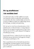 Hiv og straffeloven i de nordiske land - HivNorge - Page 3