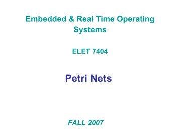 Petri-Nets