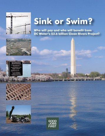 Sink or Swim? - Good Jobs First
