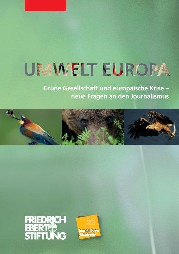 Werkstatt Recherche - euroreporter