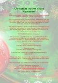 Christmas 2013 - Arora Heathrow Hotel - Arora Hotels - Page 2