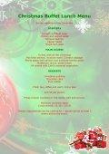 Christmas 2013 - Arora Heathrow Hotel - Arora Hotels - Page 3