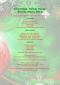 Christmas 2013 - Arora Heathrow Hotel - Arora Hotels - Page 4