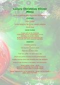 Christmas 2013 - Arora Heathrow Hotel - Arora Hotels - Page 5