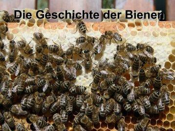 Die Geschichte der Bienen - Bienenzuchtverein Sulzbach ...