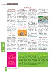 Sélection d'outils pédagogiques et informatifs. - Symbioses