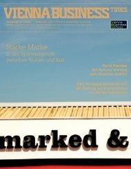 Starke Marke - Vienna Business School