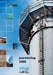 jaarverslag 2008 - SNB