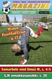 Wasa Footballcup, s. 12 - Vifk