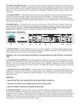 EL DIABLO 60 Owners Manual - Genz Benz - Page 5