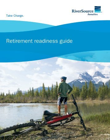 Your retirement readiness guide - RiverSource