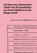 Das neue Wahlrecht - CDU Kreisverband Harburg - Seite 4