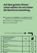 Das neue Wahlrecht - CDU Kreisverband Harburg - Seite 6
