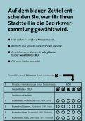 Das neue Wahlrecht - CDU Kreisverband Harburg - Seite 7