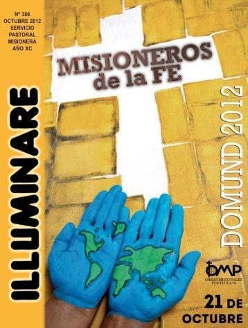 nº 386 octubre 2012 servicio pastoral misionera año xc - Obras ...