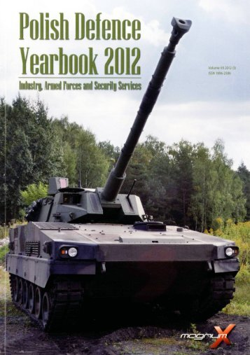 Polish Defence Yearbook 2012 (Volume VII 2012) - TELDAT