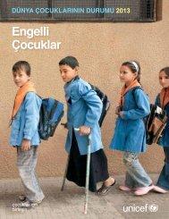 Engelli Çocuklar - UNICEF Türkiye