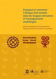 Pourquoi et comment l'Afrique doit investir dans les langues ...