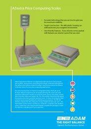 330 lb.//150 kg Capacity x 0.1 lb.//50 g Readability Adam Equipment CPWplus 150L 110V 0.04 lb L Floor Scale 110V