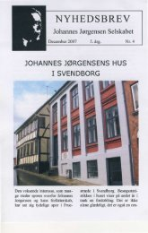 Nr.4 - December 2007 - Johannes Jørgensen Selskabet