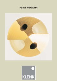 03 PUNTE WEGATIN.pdf - SEF meccanotecnica