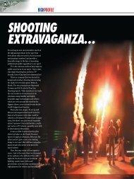 SHOOTING EXTRAVAGANZA… - Clay Shooting USA