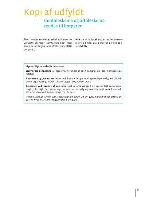 Sagsbehandling i funktionsevnemetoden – ved tildeling af ... - Social