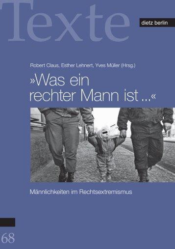 Was ein rechter Mann ist ...« - Rosa-Luxemburg-Stiftung