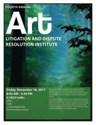 to download a PDF version of the Art Law Brochure - New York ...