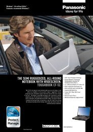 The SeMI RUGGeDIZeD, all-RoUnD noTebook wITh wIDeScReen ...