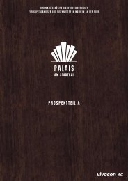 Palais am Stadtkai - Content Immobilien GmbH
