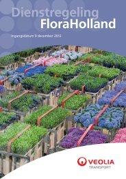 Floralijnen - Veolia