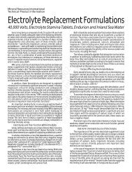 2 Electrolyte replacement Formulations.pdf - Mineral Resources ...