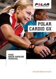das polar cardio gx system