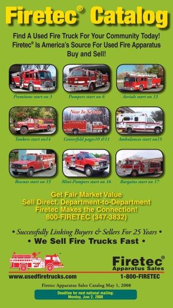 Firetec® Catalog